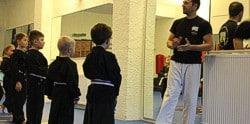 Kinderkampfkunst als Alternative für Kinderturnen