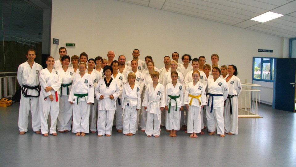 koreanisches Karate in Inzell - Selbstverteidigung