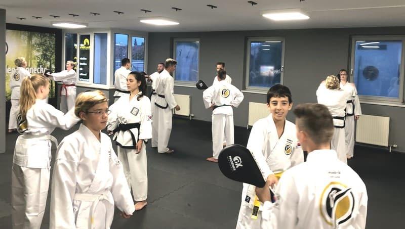 koreanisches Karate in Salzburg